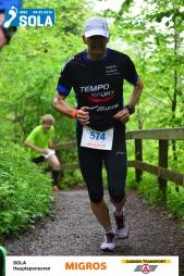 Race on top of Uetliberg